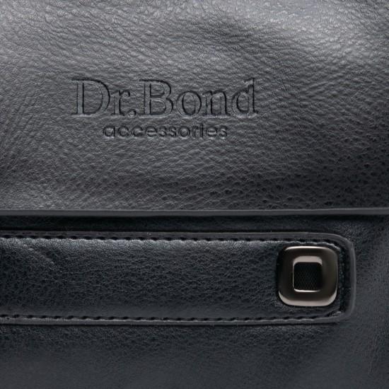 Мужская сумка-планшет Dr.Bond GL 512-0 черный