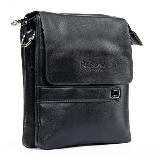 Мужская сумка-планшет Dr.Bond GL 512-1 черный