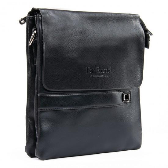 Мужская сумка-планшет Dr.Bond GL 512-2 черный