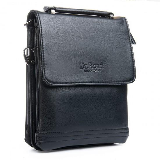 Мужская сумка-планшет Dr.Bond GL 319-2 черный