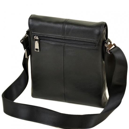 Мужская сумка-планшет из натуральной кожи BRETTON BE 3503-4 черный