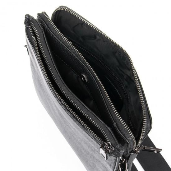 Мужская сумка-планшет из натуральной кожи BRETTON BP 3596-3 черный