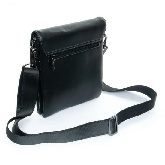 Мужская сумка-планшет из натуральной кожи BRETTON BE 5190-4 черный
