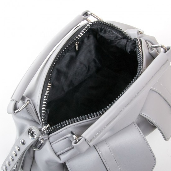 Женская модельная сумочка FASHION 5709 серый