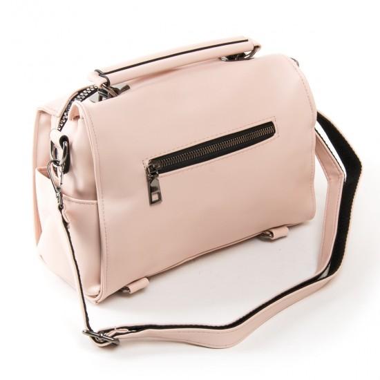 Женская модельная сумочка FASHION 2110 пудра
