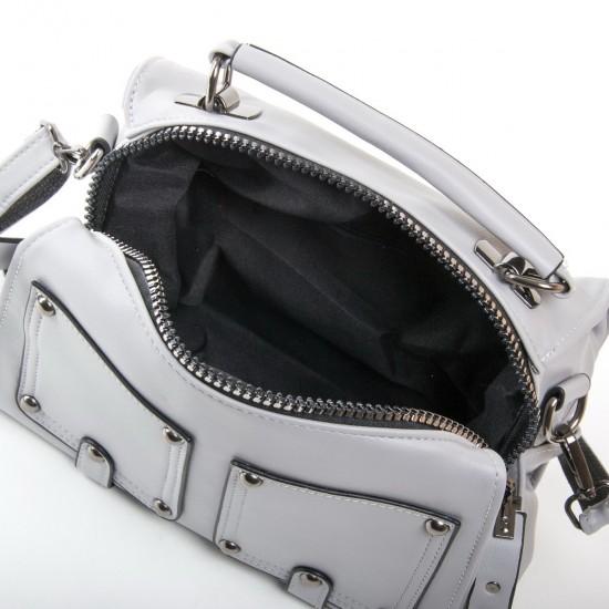 Жіноча модельна сумочка FASHION 2110 сірий