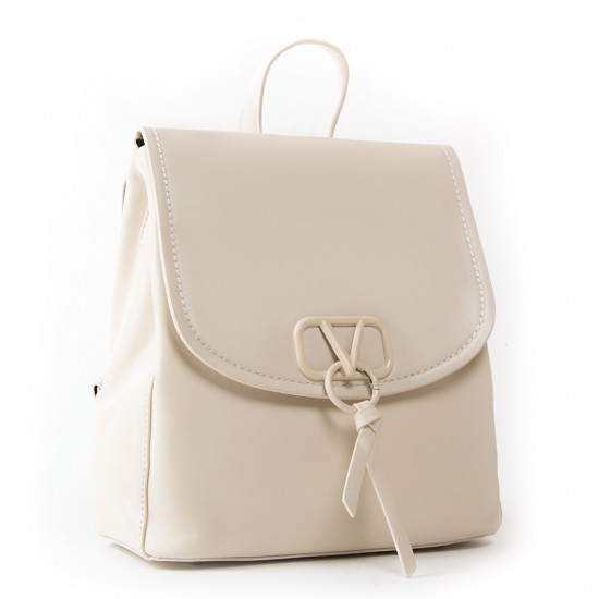 Жіночий рюкзак FASHION 9902 бежевий