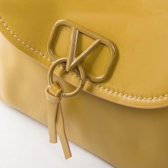Женский рюкзак FASHION 9902 желтый