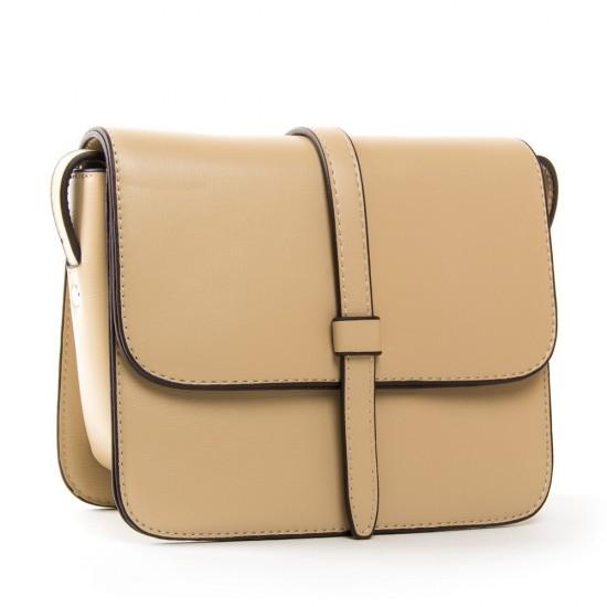 Женская сумочка-клатч FASHION 9798 бежевый