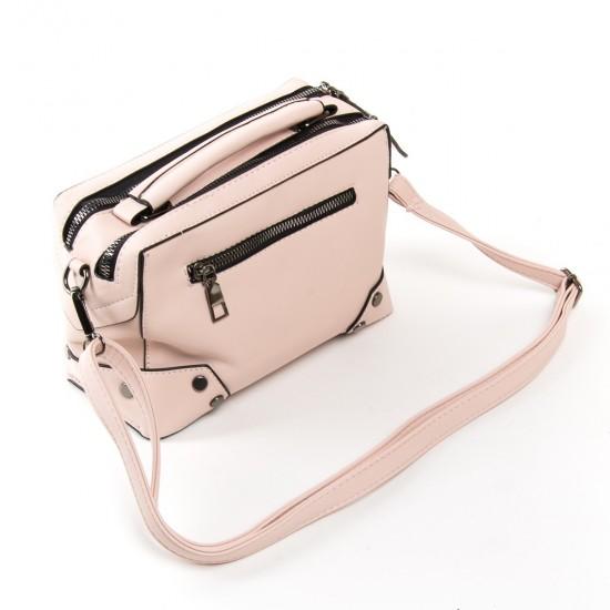 Жіноча модельна сумочка FASHION 9790 пудра