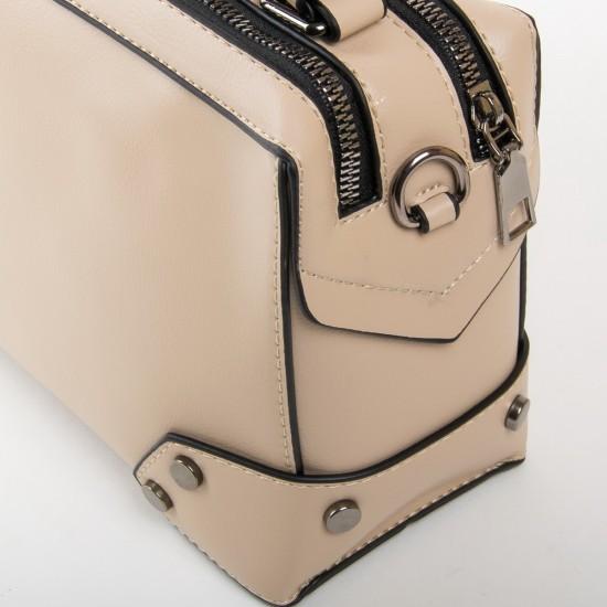 Женская модельная сумочка FASHION 9790 бежевый