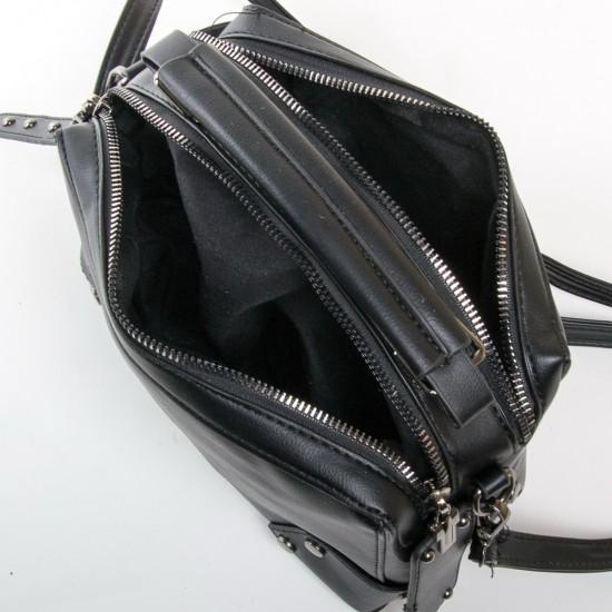 Женская модельная сумочка FASHION 9790 черный