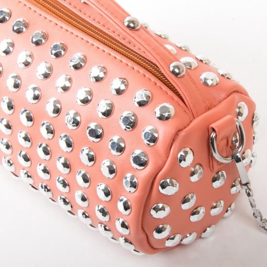Женская  сумочка-клатч FASHION 6853 оранжевый