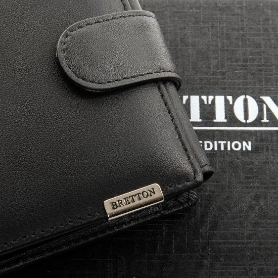 Мужской кожаный портмоне BRETTON NAPPA M3603