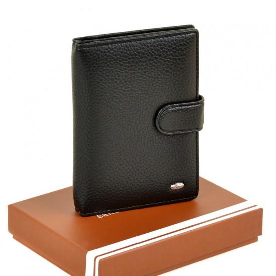 Чоловічий гаманець-правник SERGIO TORRETTI M5 чорний