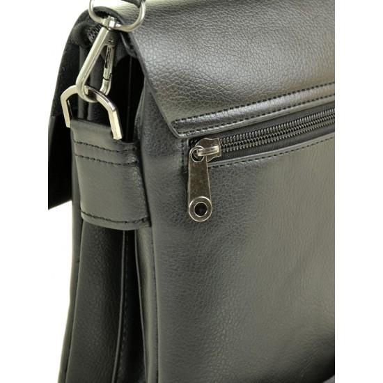 Чоловіча сумка-планшет Dr.Bond 303-2 чорний