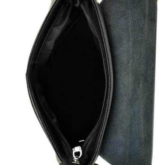 Мужская сумка-планшет Dr.Bond 1201 черный