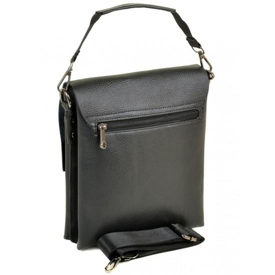 Чоловіча сумка-планшет Dr.Bond 206-3 чорний