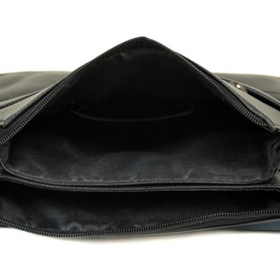 Чоловіча сумка-планшет Dr.Bond 205-4 чорний