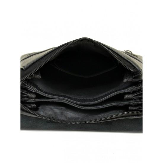 Мужская сумка-планшет Dr.Bond 306-2 черный