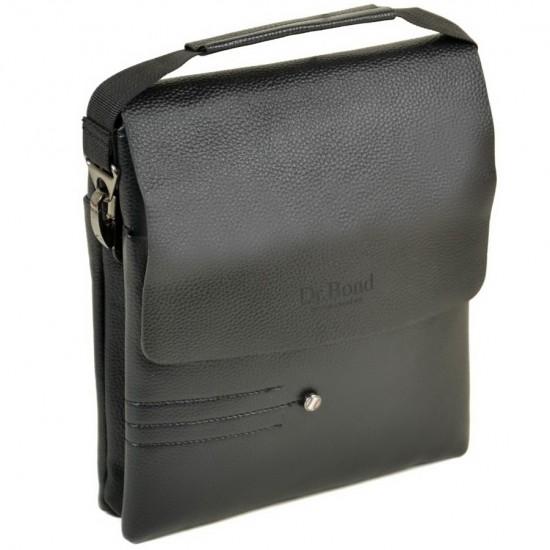 Чоловіча сумка-планшет Dr.Bond 205-3 чорний