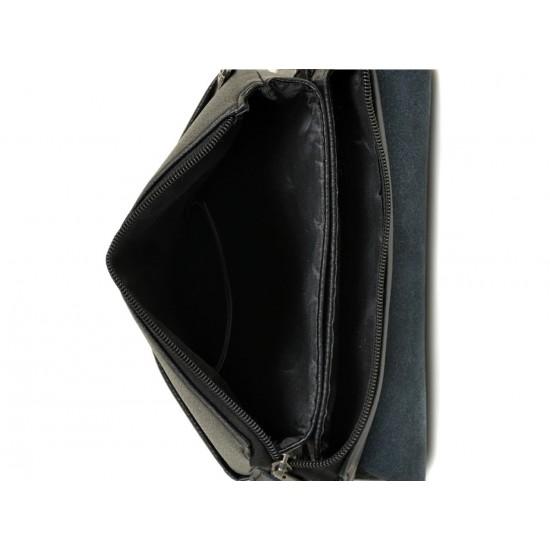 Мужская сумка-планшет Dr.Bond 204-3 черный