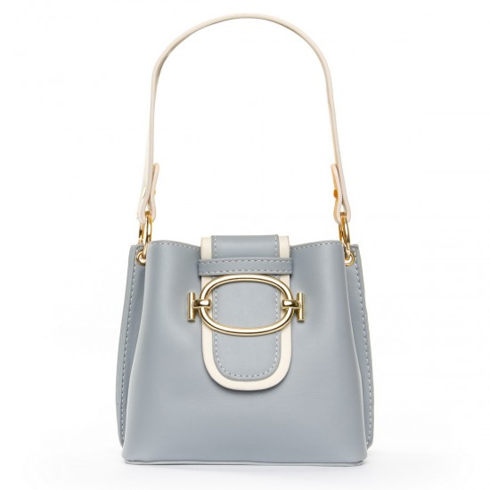 Жіноча сумочка-клатч FASHION 17039 блакитний
