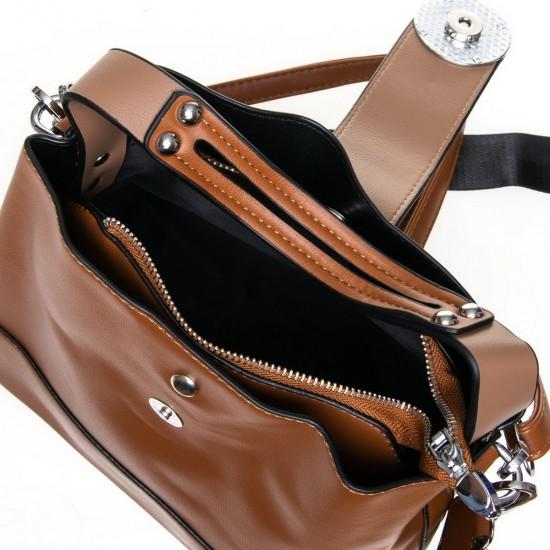 Женская модельная сумочка FASHION 66052 рыжий