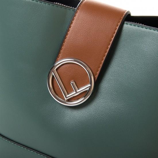 Женская модельная сумочка FASHION 66052 зеленый