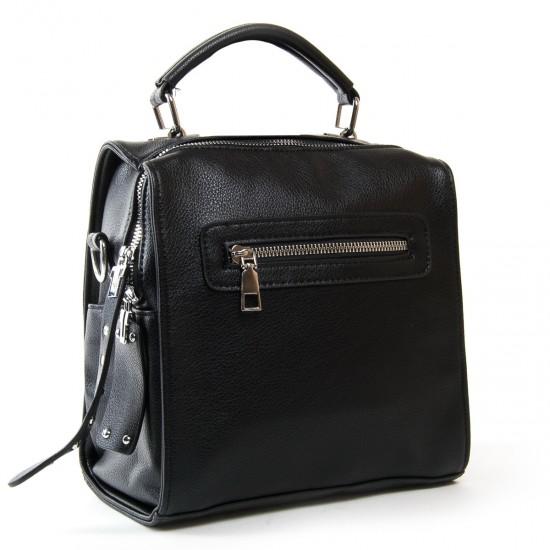 Женская сумка-рюкзак FASHION 5119 черный