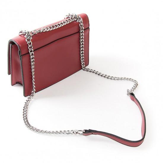 Жіноча сумочка-клатч FASHION 18572  бордовый