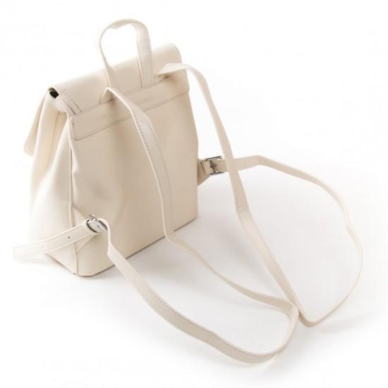 Жіночий рюкзак FASHION 9901 бежевый