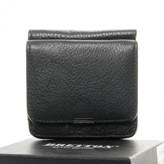 Мужской кожаный портмоне BRETTON BE 168-58 черный
