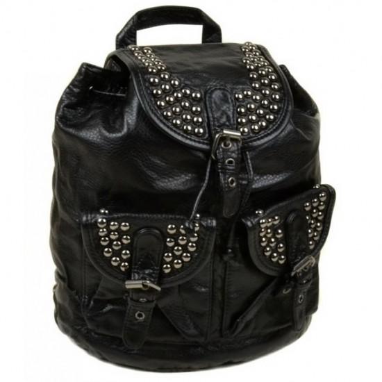 Жіноча рюкзак FASHION 2637 чорний