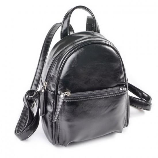 Жіночий міні-рюкзак LARGONI 160 чорний
