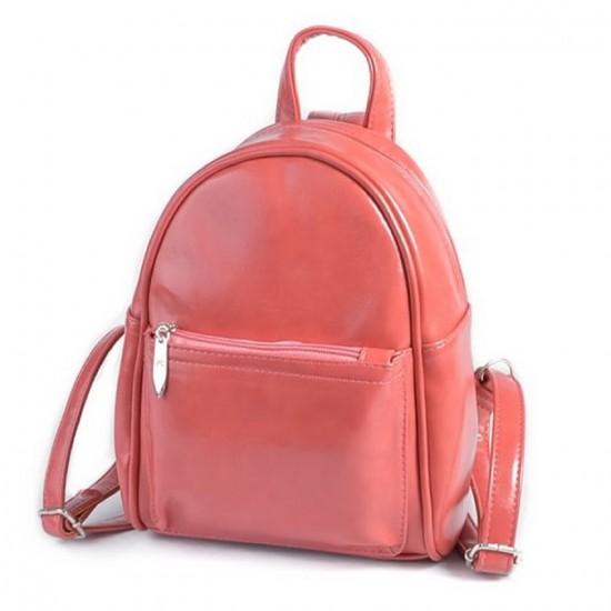 Жіночий міні-рюкзак LARGONI 160 кораловий