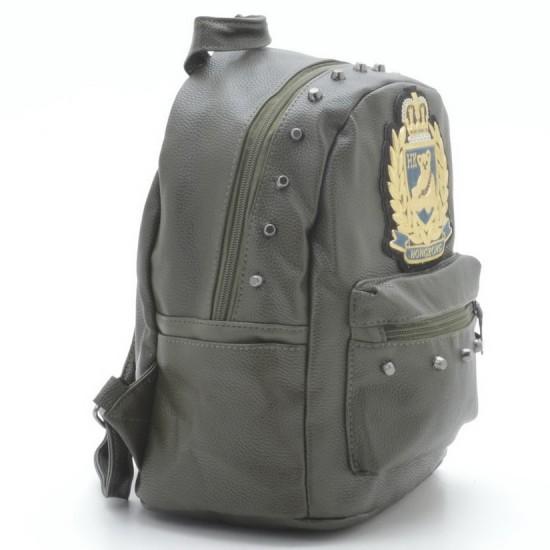 Жіноча рюкзак FASHION B-109 зелений