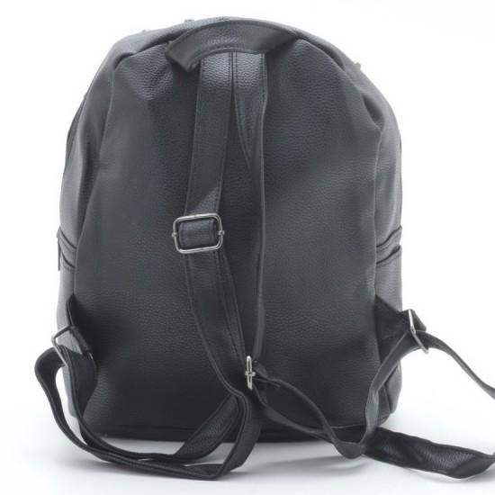 Жіноча рюкзак FASHION B-109 чорний