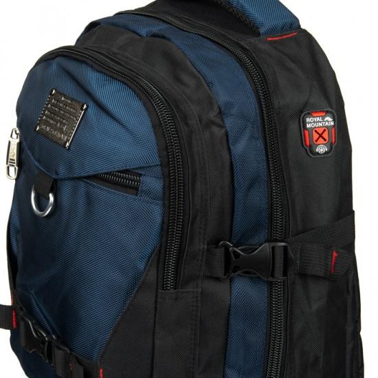 Туристичний рюкзак Royal Mountain 7913 синій