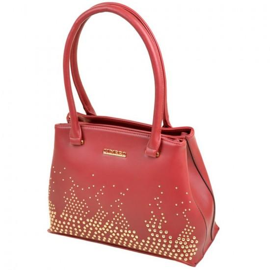 Женская модельная сумка FASHION 89145 красный