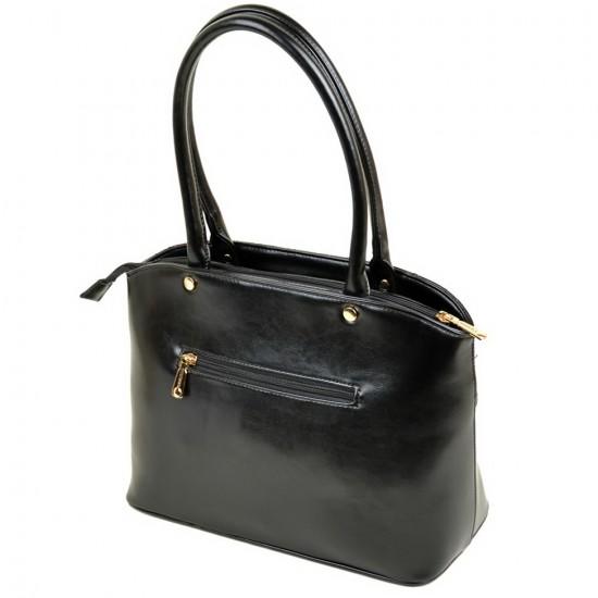 Жіноча модельна сумка FASHION 89585 чорний