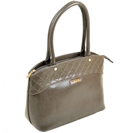 Жіноча модельна сумка FASHION 89585 сірий