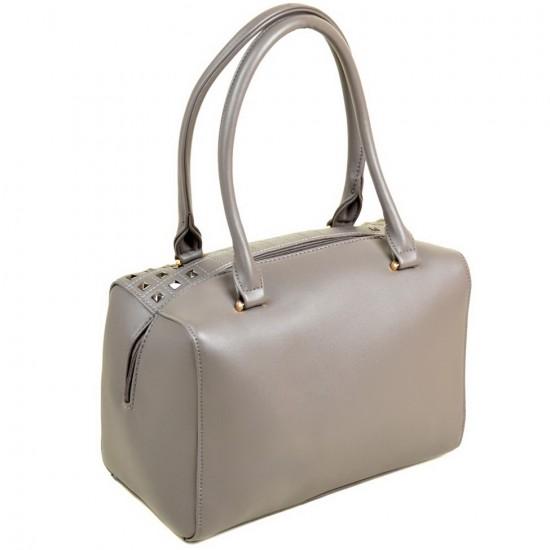 Женская модельная сумка FASHION 89623 серый