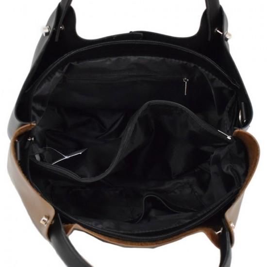 Жіноча модельна сумка LARGONI 520 золотий