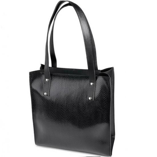 Женская модельная сумка LARGONI 187 черный