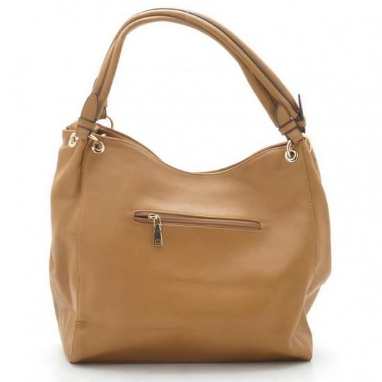 Женская модельная сумка FASHION D3317 рыжий