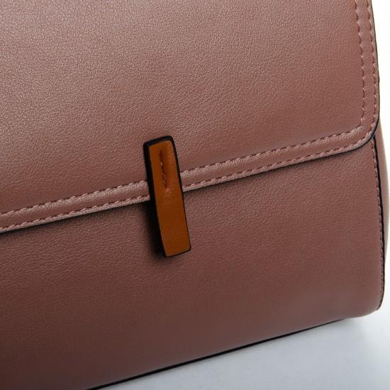 Женская модельная сумка FASHION 17858 лиловый