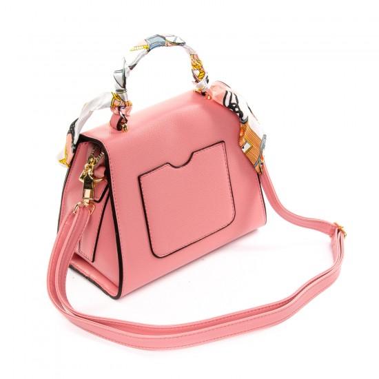 Женская модельная сумка FASHION 5108 розовый