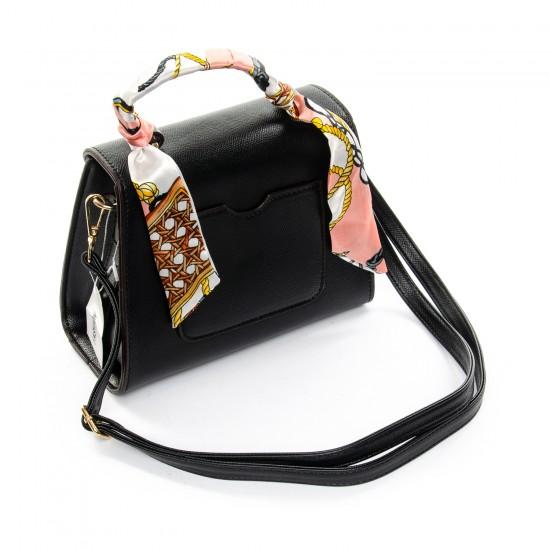 Жіноча модельна сумка FASHION 5108 чорний
