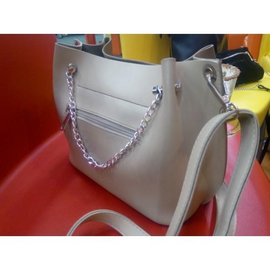 Жіноча модельна сумка LARGONI 524 золотий